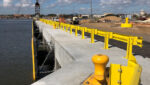 Pier G and Bulkhead Refurbishment Nears Completion